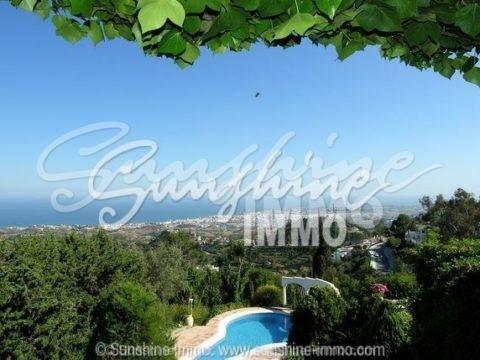 Maravillosa Villa espectacular en el original de estilo andaluz