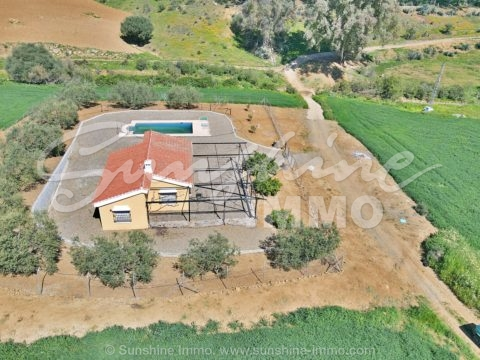 Huge dream finca for lovers of nature, tranquility and horse breeding with AFO.