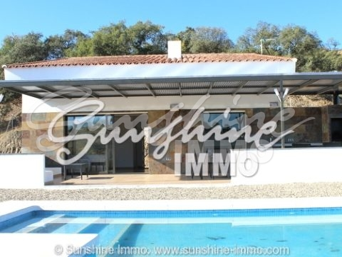 Beautiful, modern and cosy country house in Coin with breathtaking view of the mountains.