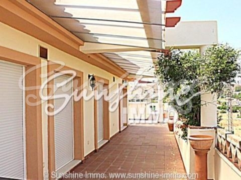 Beautiful 4-bedroom penthouse with private pool on terrace in Mijas Golf