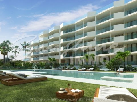 Residential Complex Jardines de las Lagunas, Fuengirola. Apartments with 1, 2 and 3 bedrooms with fantastic common areas. From 154,700 euros. 29 apartments still available
