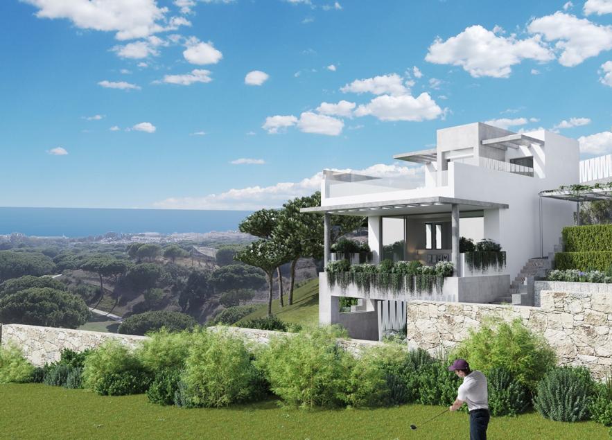 También disponemos de propiedades de nueva construcción en complejos residenciales y proyectos de futuro.