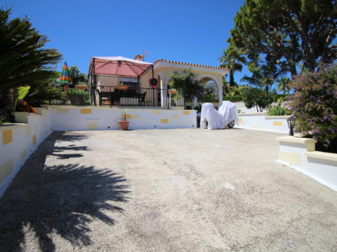 Villa located in a very quiet Private Urbanization and just 2 minutes from the