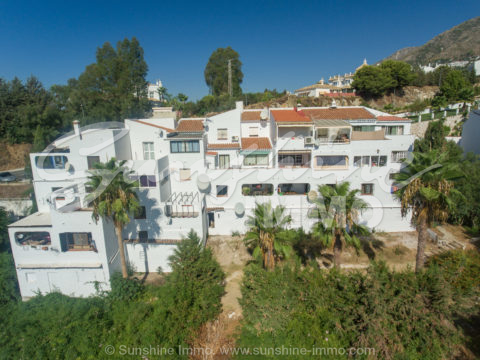 Investment opportunity. 5 apartments with sea views, in the same complex only 10min drive from the beaches in Fuengirola and 3 mins. drive to Mijas Pueblo.