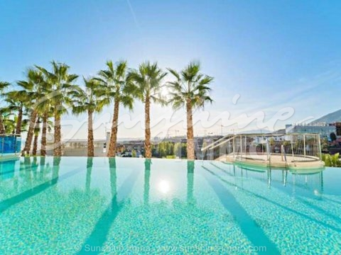 Modern 2 bed apartment,74 m2, in THE HILL COLLECTION Benalmadena Costa.