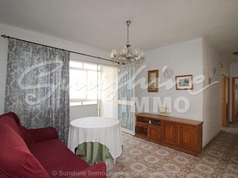 Wohnung zu reformieren von 64 m2 in einer sehr guten Gegend, nur 4 Gehminuten vom Zentrum von Coin entfernt und in der Nähe aller Annehmlichkeiten.